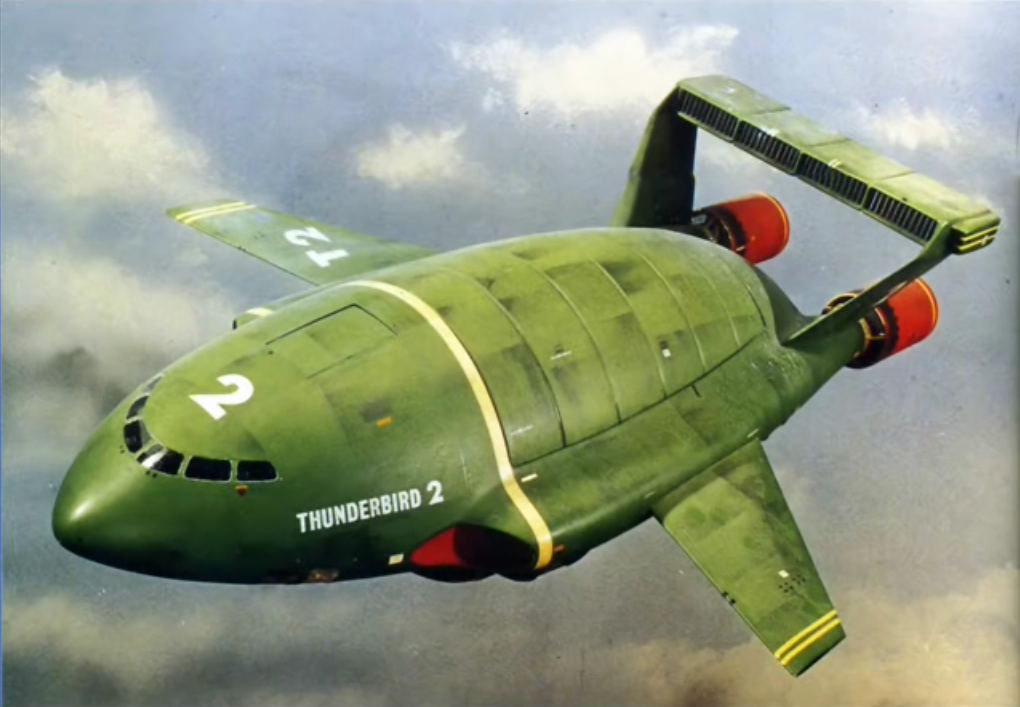 Thunderbird 2 | Thunderbirds Wiki | FANDOM powered by Wikia