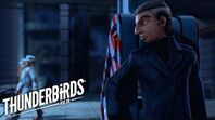 Parker Infiltrates The London Archive Thunderbirds Are Go Clip