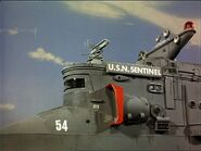 USN Sentinel Bridge