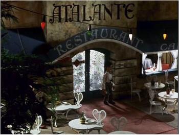Atalante Restaurant