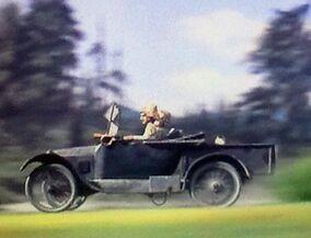 Jeremiah's Car — A Ford Model T