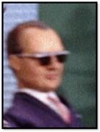 Man in dark glasses