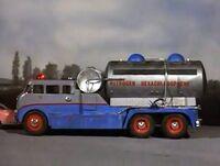 Nitrogen Tanker