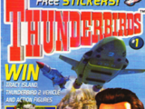 Redan Thunderbirds Comics