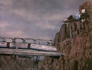 Monorail crash