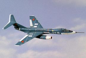 UN-10 Fighter plane
