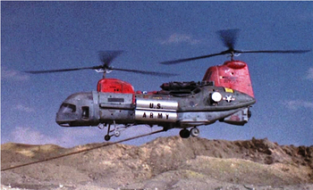 US Army Helicopter (2)