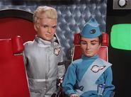 Alan Space Suit 2