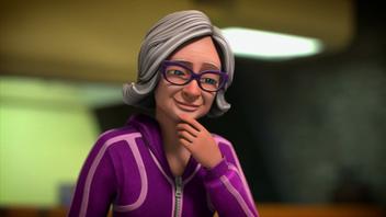 Grandma Tracy (TB2015)