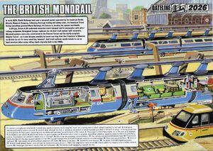 Monorail (cutaway) Fleetway