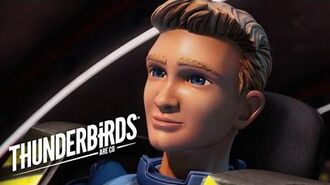 Can Alan Change The Course Of The Meteor? Thunderbirds Are Go Clip