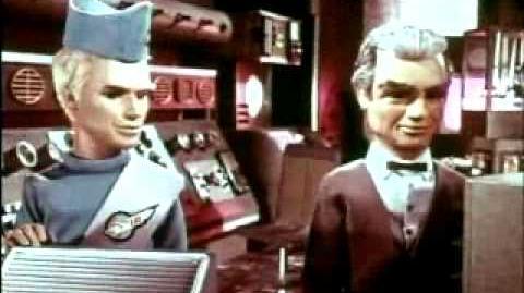 Thunderbirds Lyons Maid Cinema Commercials- TB5 Zoom