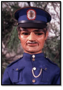 Policeman - Bridge Road, Allington (Unnamed)