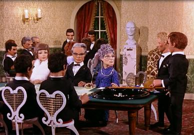Duchess table