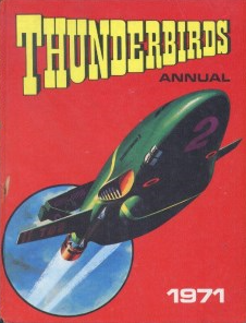Thunderbirds Annual 1971