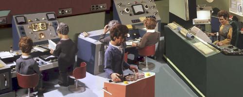 Solar Control Center
