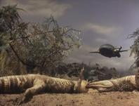 Thunderbirds Giant Alligators