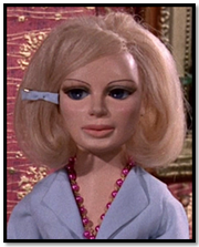 Lady Penelope (Trapped in the sky)