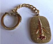 Tb1 key ring