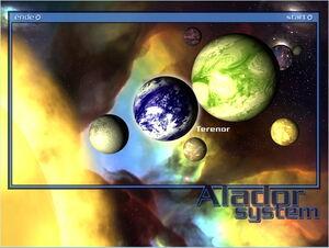 Alador-system