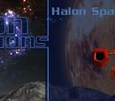Halon Space Transport