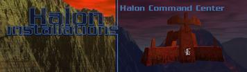 Halon Command Centre