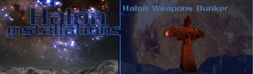 Halon Weapons Bunker