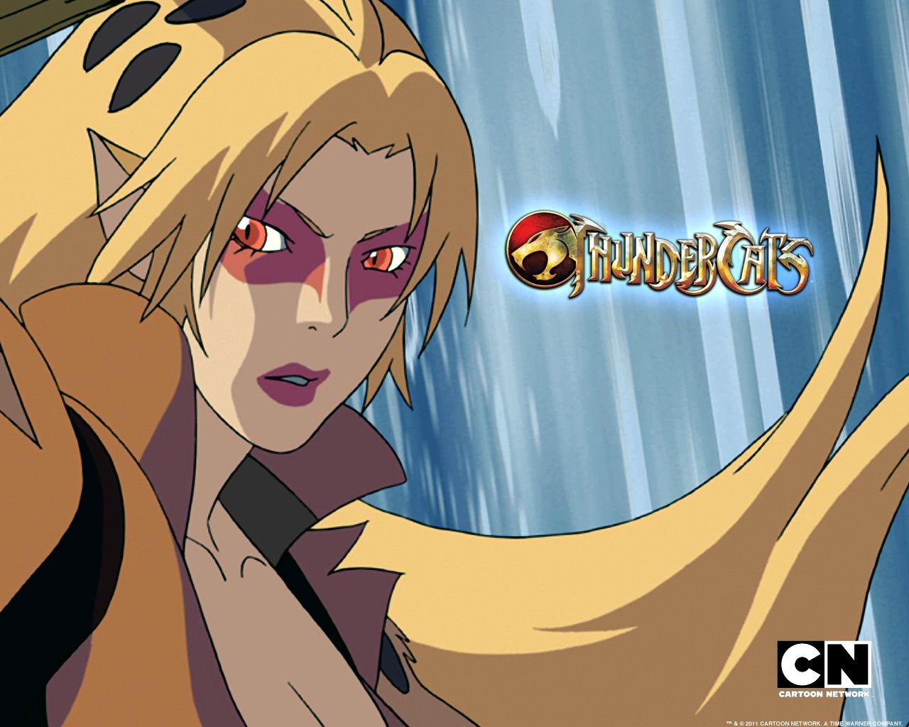 Thundercats палкомикс