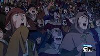 Thunderian crowd