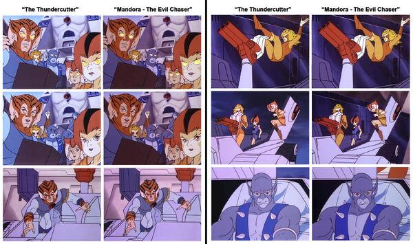 ThunderCutter reused scene