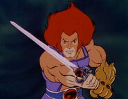 LionOFromThunderCats1985SeriesEpisodeTroubleWithTimeSc01