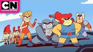 ThunderCats Roar! Trailer Cartoon Network