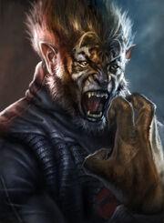 Tygra portrait by vshen-d4bodz5