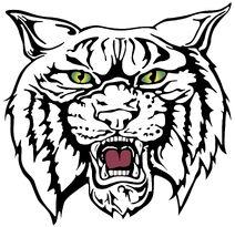 Wildcat Logo Clip Art