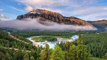 Bow Valley ~ Banff, Alberta