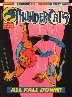ThunderCats (UK) - 042