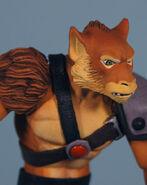 Icon Heroes Jackalman Staction Figure - 011