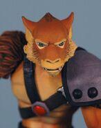 Icon Heroes Jackalman Staction Figure - 010