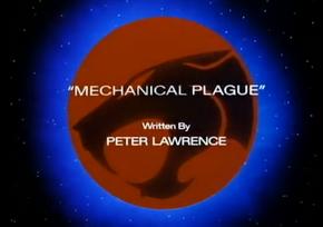 Mechanical Pleague - Title Card