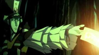 ThunderCats - The Forrest of Magi Oar - Clip 1