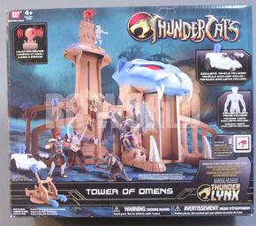 Bandai Tower of Omens Box