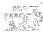 Original Concept Art - Tygra - 002