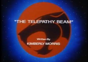 The Telepathy Beam - Title Card
