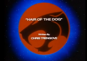 Hair Of The Dog - Title Card