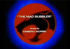 The Mad Bubbler - Title Card