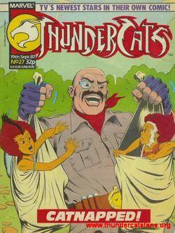 ThunderCats (UK) - 027