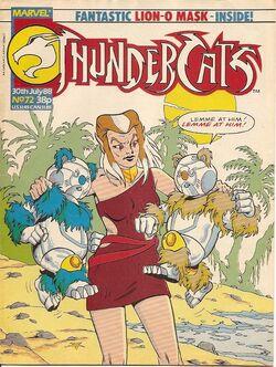 ThunderCats (UK) - 072