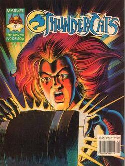 ThunderCats (UK) - 125