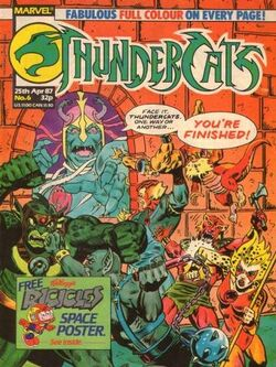 ThunderCats (UK) - 006