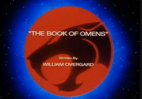 The Book of Omens - Title Card